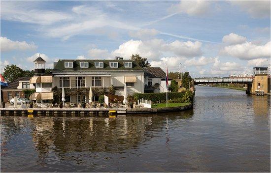 Alphen aan den Rijn, Holland: Restaurant 's Molenaarsbrug