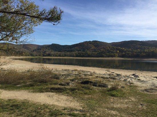 Lac de Saint-Ferreol: Lac de Saint-Ferréol