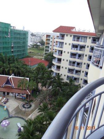 Mercure Pattaya Hotel: Vue de ma chambre