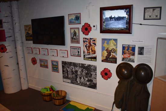 Musee Heritage Museum: Remembrance Day at the Museum