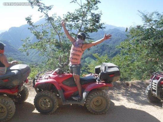 Estigo Tours: Top of the mountain