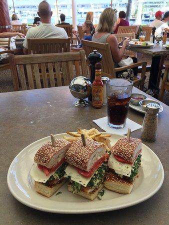Houston S Restaurant Pompano Beach Florida