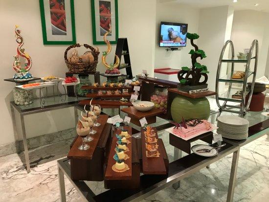 Radisson Blu Kochi: Desserts WOW!