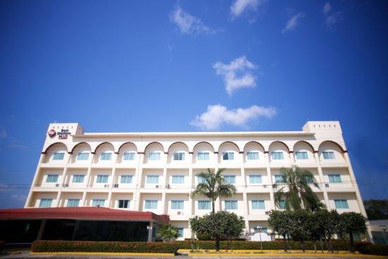 San Juan Bautista Tuxtepec, México: Fachada del hotel