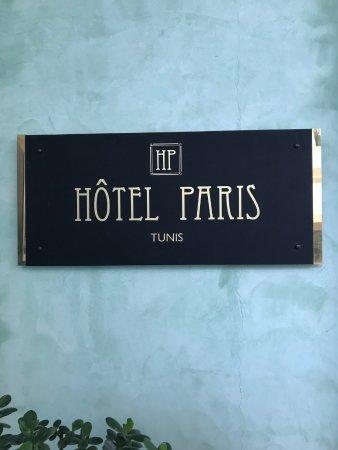 Hotel Paris Concorde : ingresso