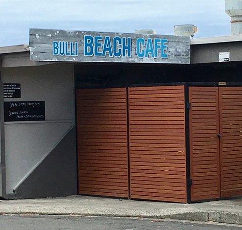 Bulli, Australia: Entrance sign