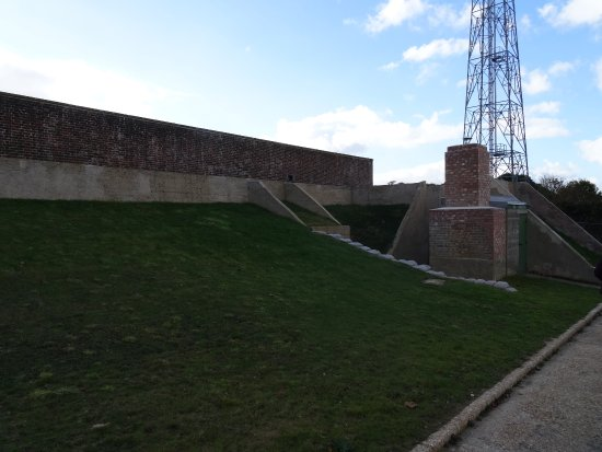 Bawdsey, UK: Part of the Radar Building