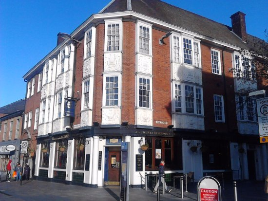 The High Cross, High Street, Leicester, Leicestershire, England.