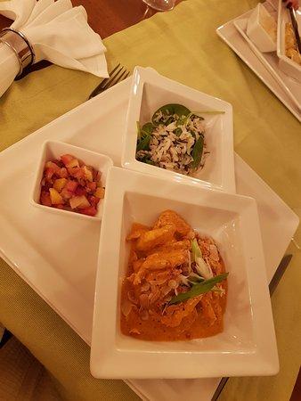 Therme Bucuresti: Restaurant in Elysium