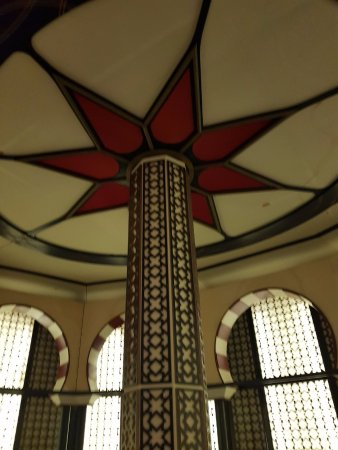 Therme Bucuresti: Alhambra sauna