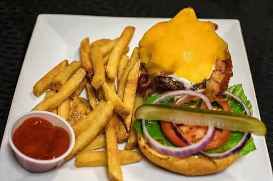 Ridgeland, Carolina Selatan: Fried Egg Burger