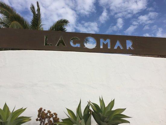 Restaurant Balague: Restaurant Lagomar