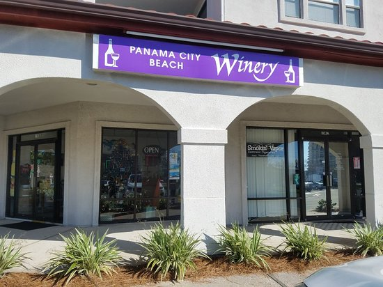 Panama City Beach Winery: 20171124_124837_large.jpg