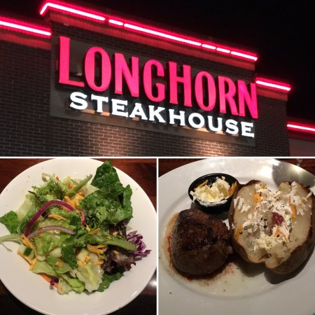 Cookeville, TN: LongHorn Collage
