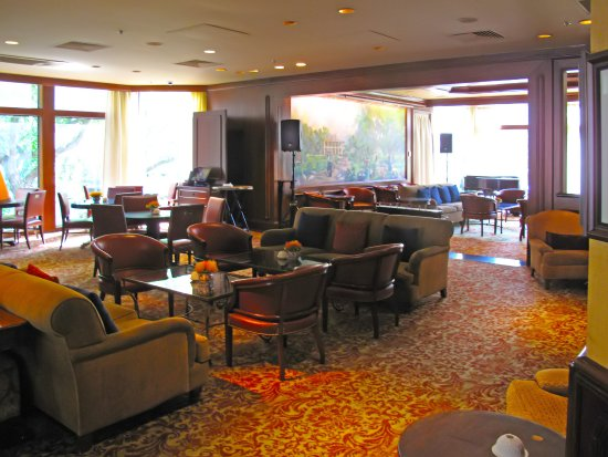 The Polo Club Lounge
