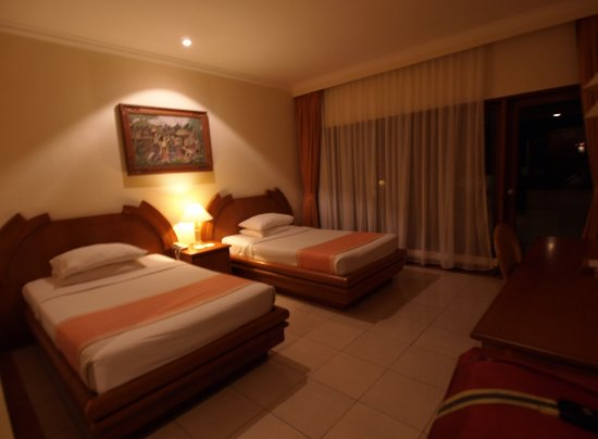 Parigata Resort & Spa: ma chambre (single)