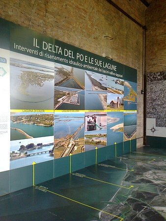 Taglio di Po, Włochy: ... il delta del Po.