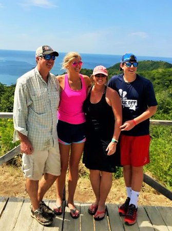 Playa Hermosa, Costa Rica: Enjoy an adventure day with family and friends