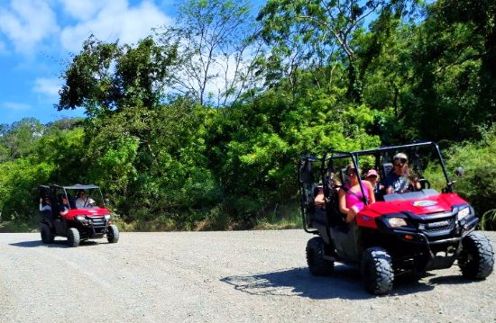 Playa Hermosa, Costa Rica: Buggy Side by Side