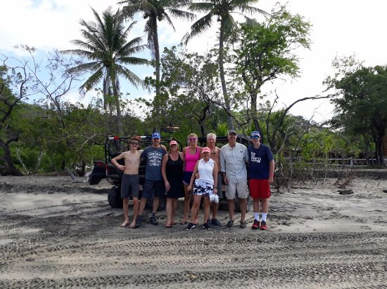 Playa Hermosa, Costa Rica: Adventure for Family and Friends