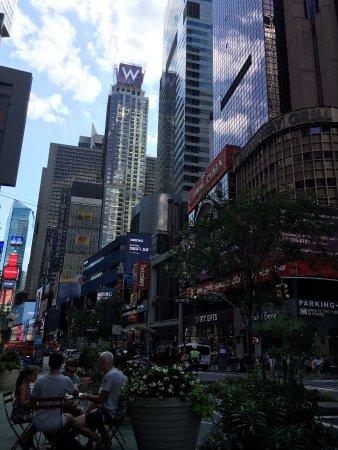 Manhattan Skyline: وسط منهاتن