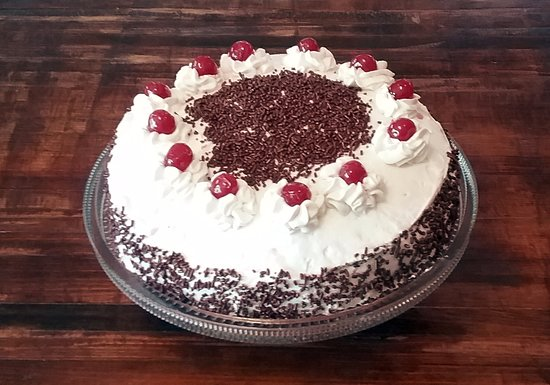 Maryville, TN: The classical Black Forest Cherry cake. Please order in advance.