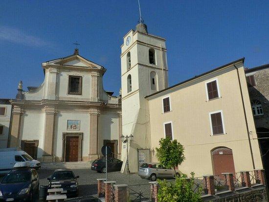 Arnara, Italy: Chiesa di San Nicola di Bari