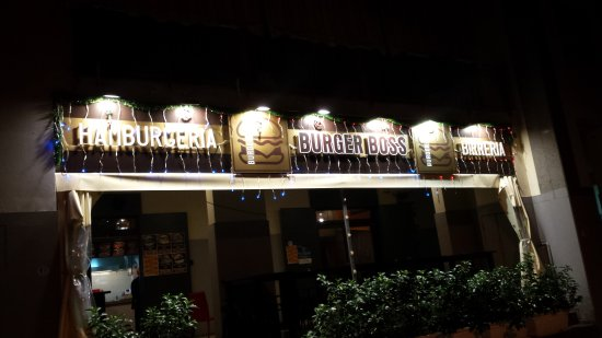 Afragola, Ιταλία: Burger Boss