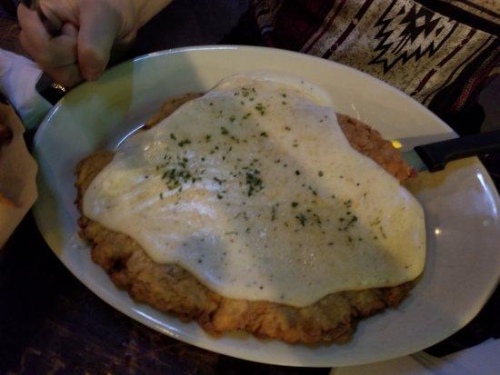 Sherman, TX: Chicken Fried Steak