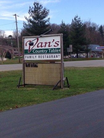 Van's Restaurant: photo2.jpg