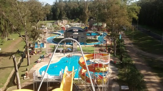 Parque Acuatico Salto Grande
