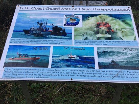 Ilwaco, WA: US Coast Guard