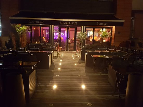 Marlotti Paris Restaurant