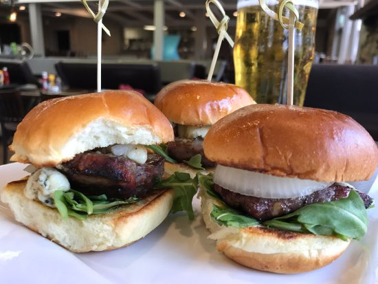 Jordan, MN : Steak Sliders