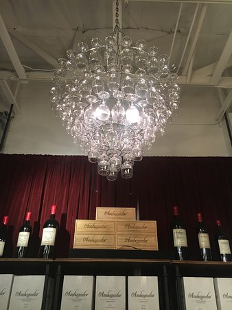 Woodinville, WA: Ambassador Wines of Washington