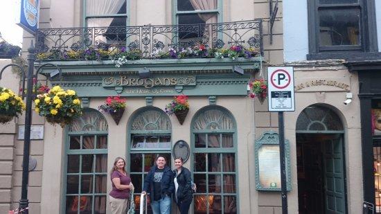 Ennis, Irlanda: Just finished visiting!