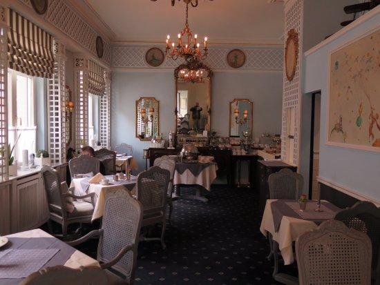 Hotel Der Kleine Prinz: Breakfast room