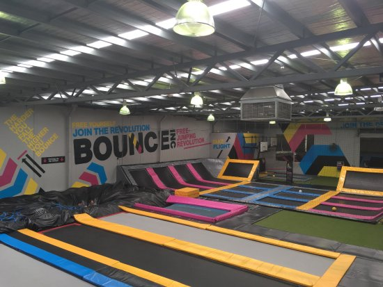 Bounce melbourne blackburn