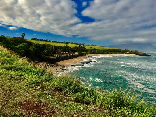 Paia, HI: Very windy all the time!