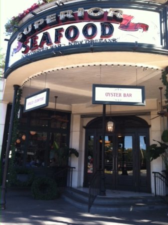 Superior seafood new orleans garden district menu - New orleans garden district restaurants ...
