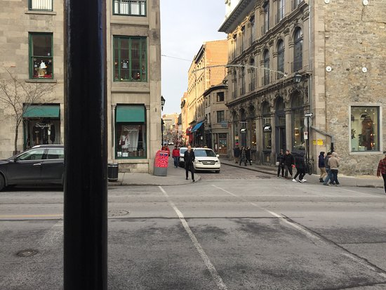 Montreal, Canadá: Quaint streets.