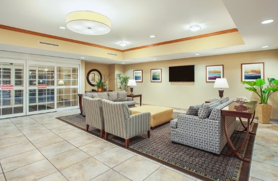 Candlewood Suites El Paso North : Lobby