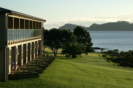 Waitangi, New Zealand: Sea View