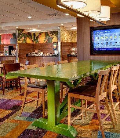 Butte, MT: Breakfast Room