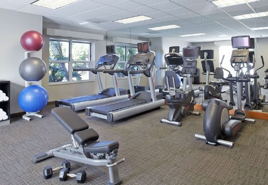 Residence Inn Clearwater Downtown: Fitness Center