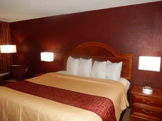 Red Roof Inn Portsmouth - Wheelersburg: Superior King