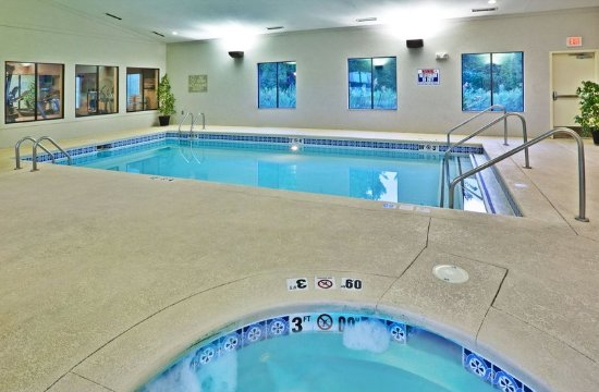 Muskogee, OK: Relax in our pool area after a hard day's work.