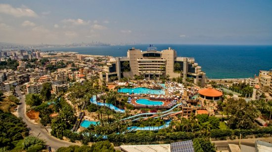 Le Royal Hotel - Beirut: Le Royal Beirut And The Watrgate