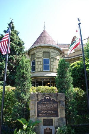 Milpitas, Californien: Winchester Mystery House