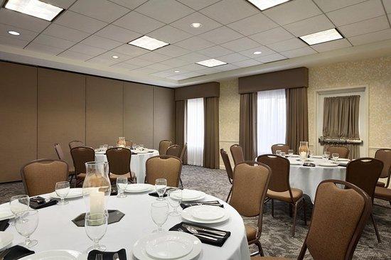 Milpitas, Californien: Garden Inn Meeting Room Rounds